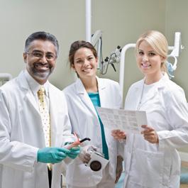 Ortho vs dentists