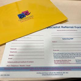 Make a referral