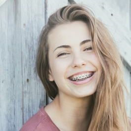 Types of braces for teens